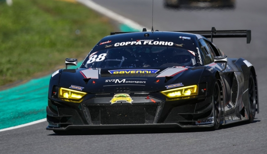Rutronik Racing by TECE steigt in die 24h Series ein